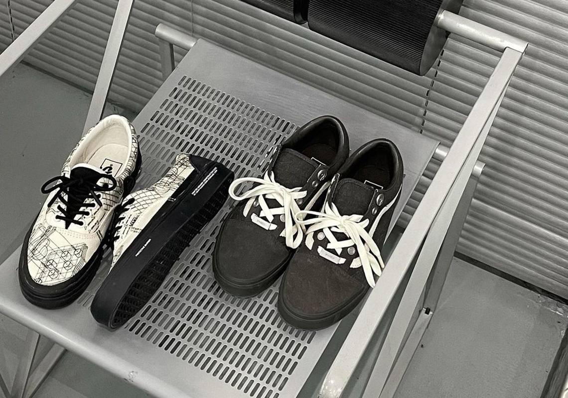 发售公告:C2H4 x Vans 联名系列